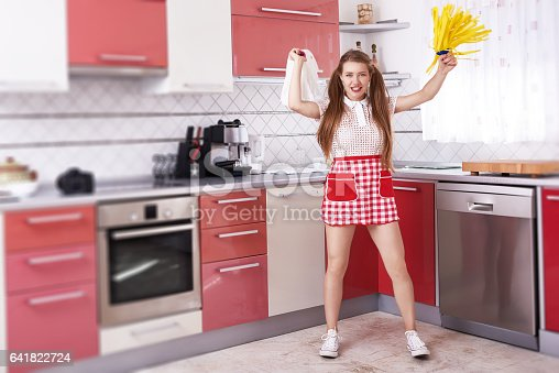 1081403344 istock photo energy while cleaning the kitchen 641822724