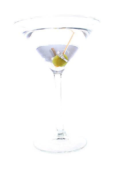 Engagement-Martini – Foto
