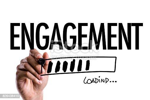 istock Engagement 826438410