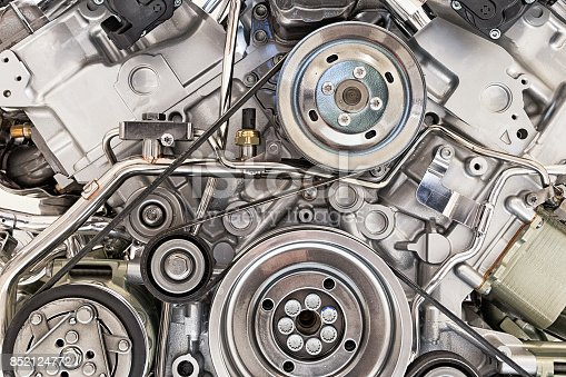 841283930 istock photo Engine abstract view 852124772