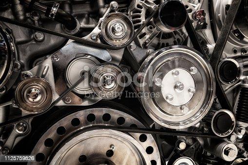 841283930 istock photo Engine background 1125759826