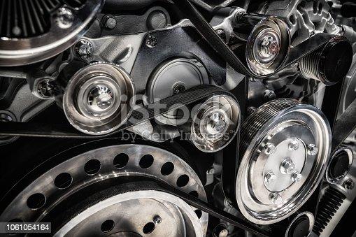 istock Engine close up part 1061054164