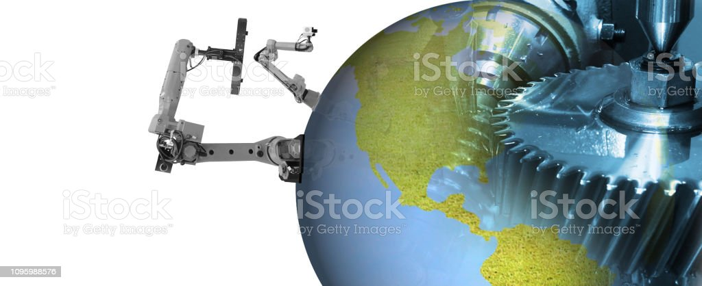 engine gear , industrial stock photo