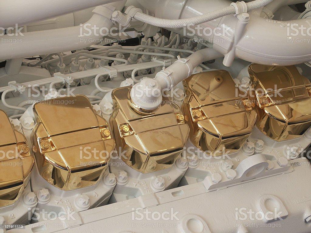 engine / motor royalty-free stock photo