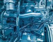 istock Engine Part 489269339