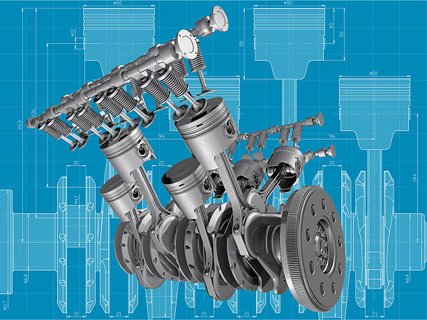 engine. - cyclic stock pictures, royalty-free photos & images