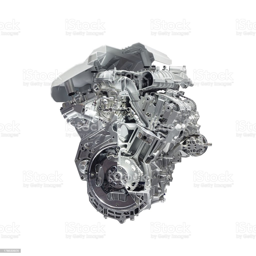 engine stock photo