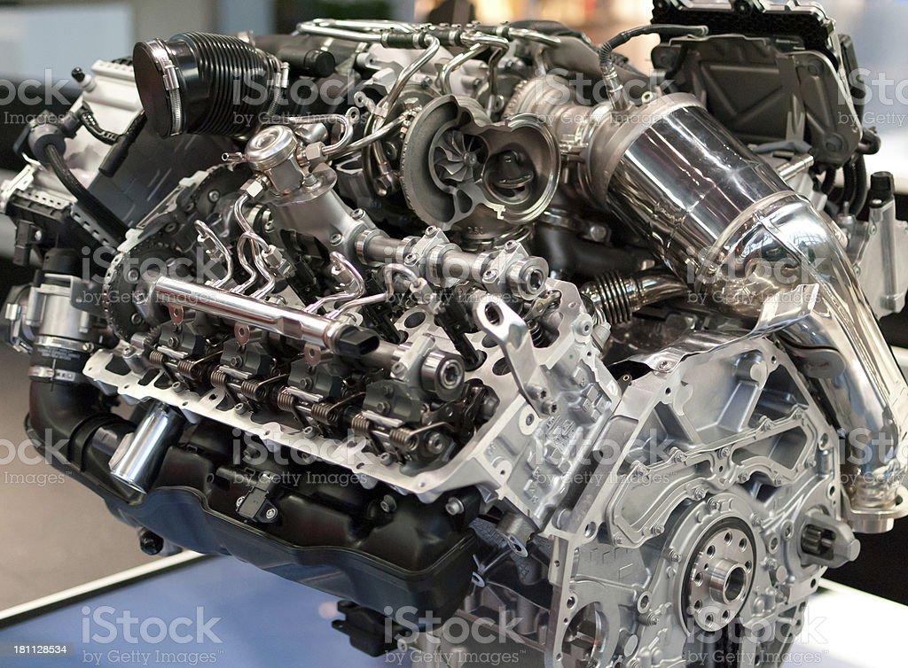 Fotografía de Motor y más banco de imágenes de Acero | iStock
