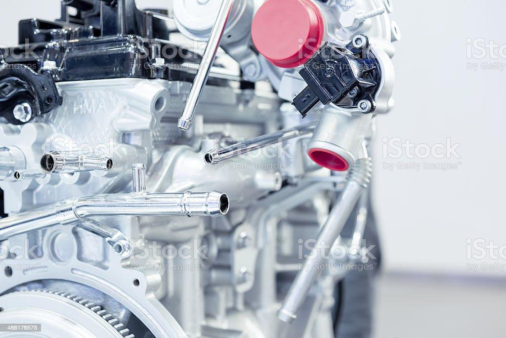 Engine royalty-free stock photo