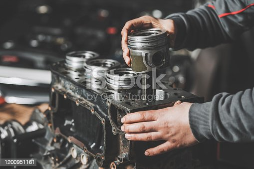 Engine and Parts