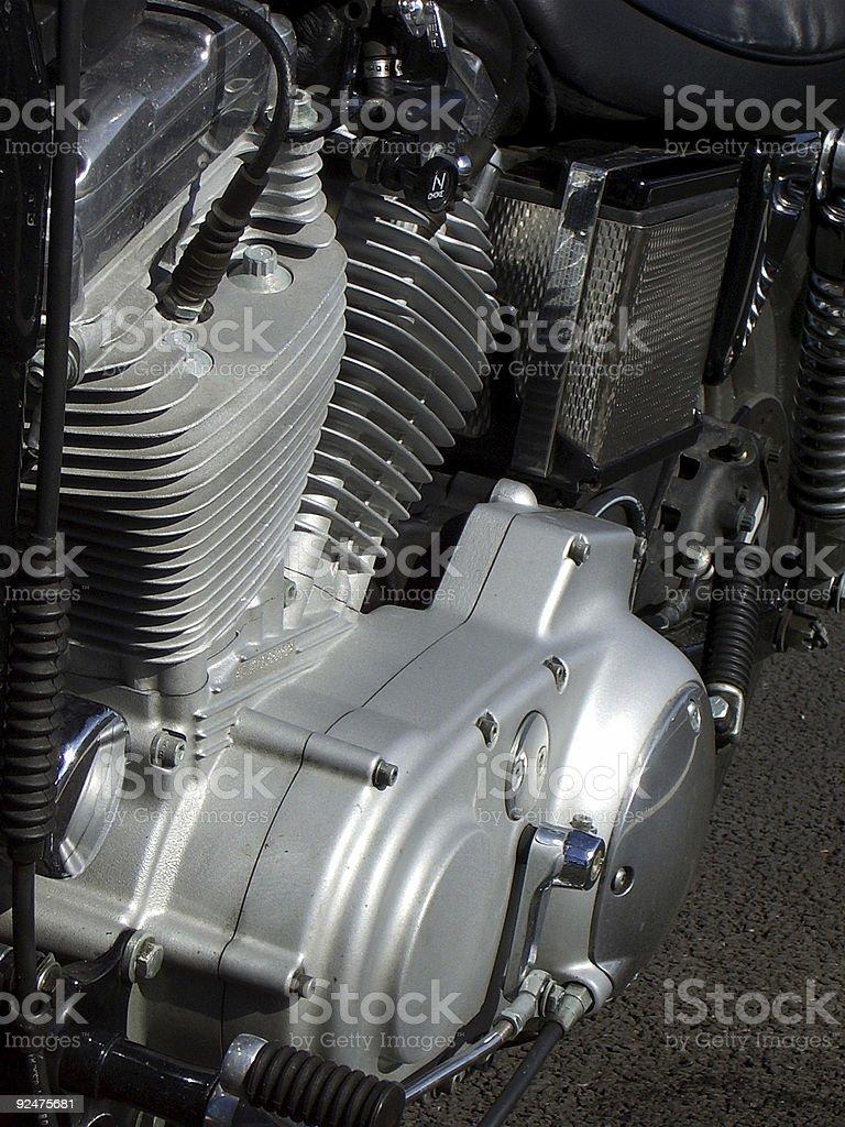Engine Power royalty-free stock photo