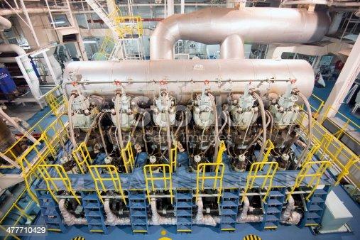 istock Engine Room 477710429