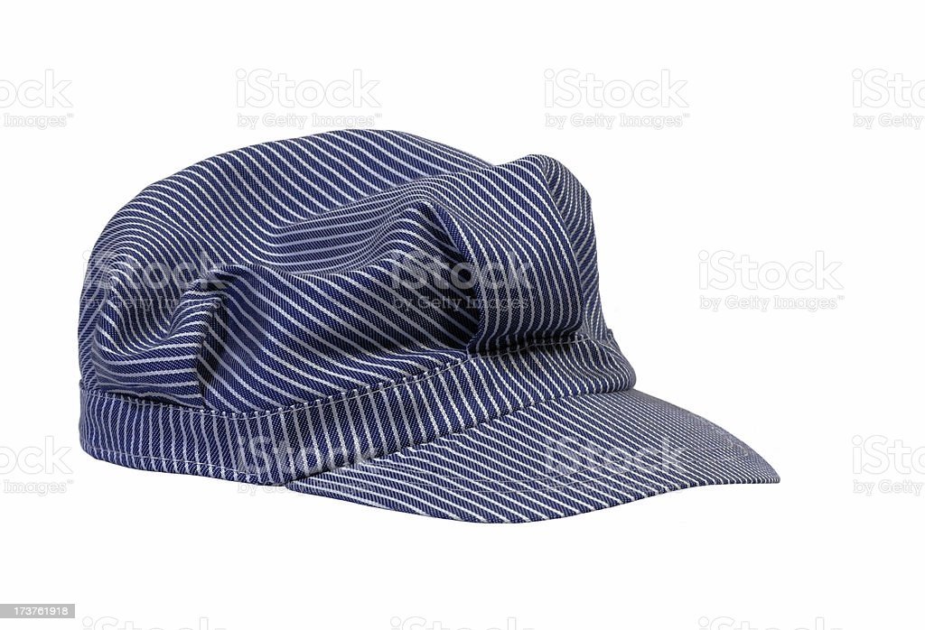 Engineer Cap royalty-free stock photo