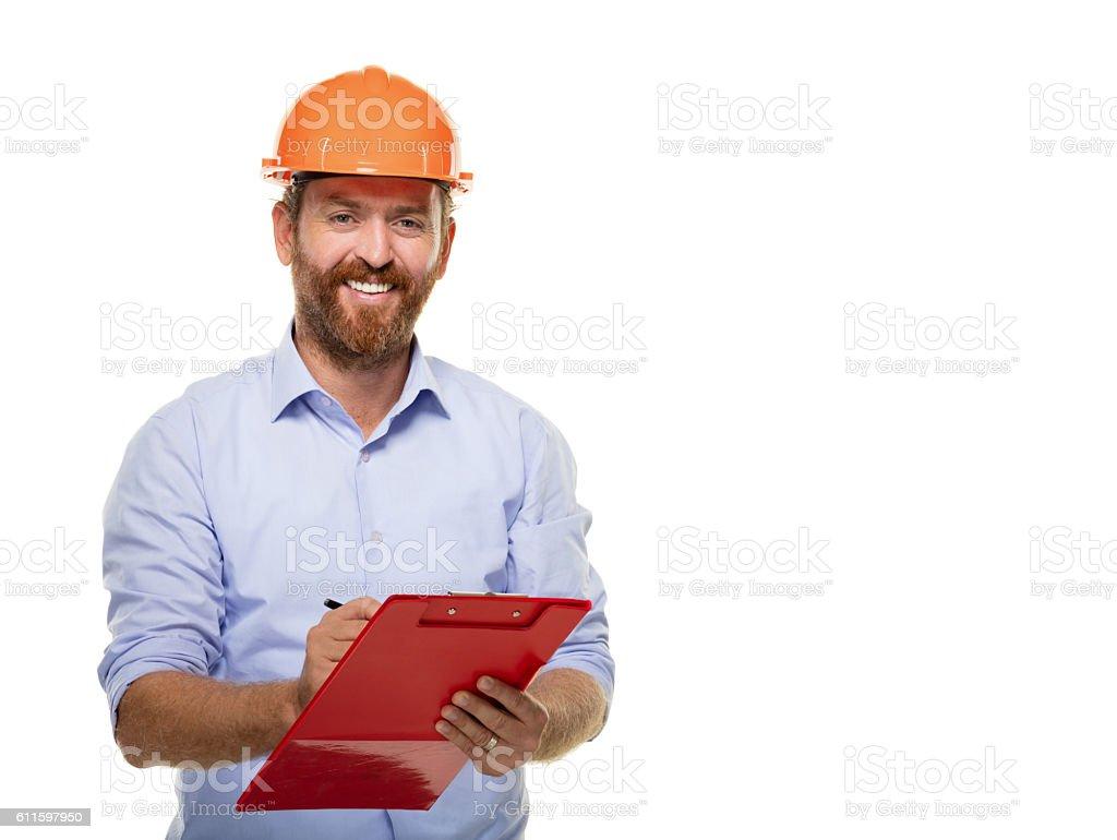 Engineer stock photo