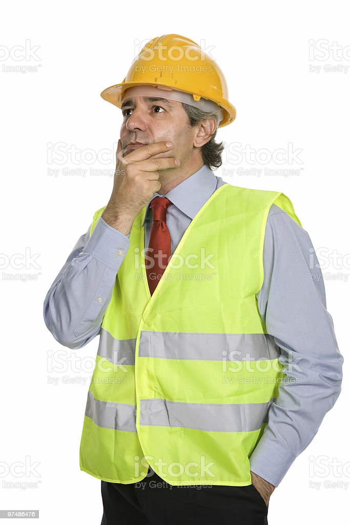 engineer royalty-free stock photo