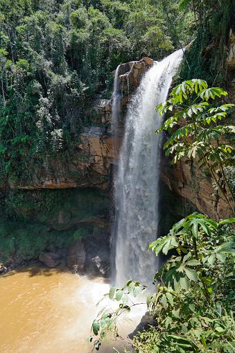 Engineer Reeve's waterfall