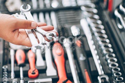 1155772265 istock photo engineer tool retail handyman choosing instruments 1155772285