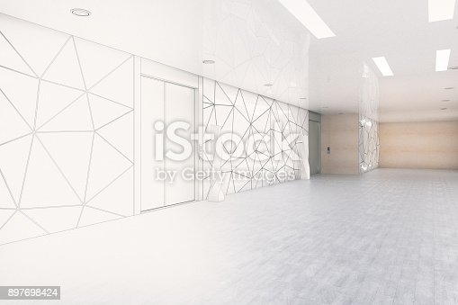 istock Engineering and plan concept 897698424