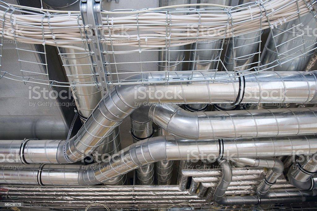 Engineering communications royalty-free stock photo