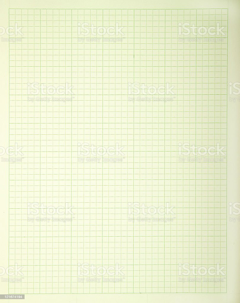 engineering graph paper royalty-free stock photo