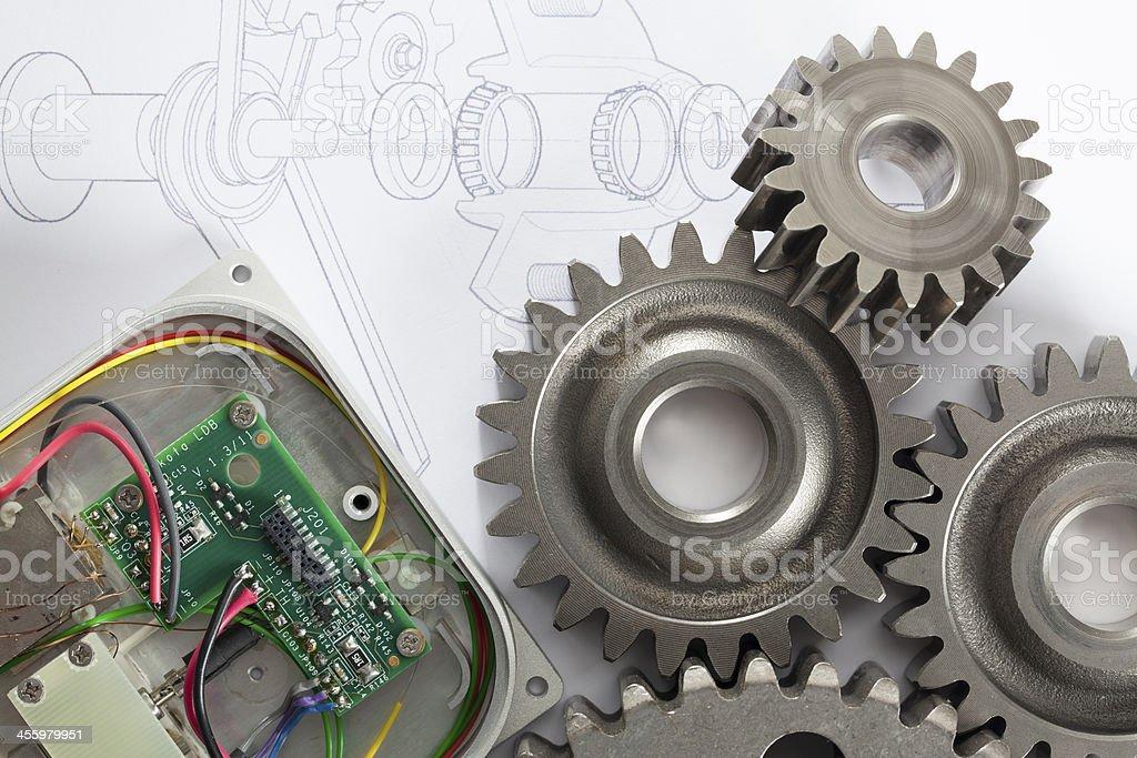 Engineering stock photo