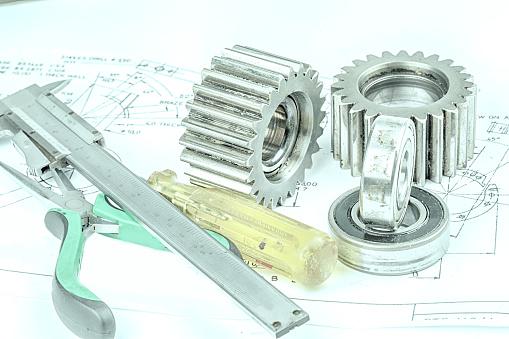 Engineering Stockfoto und mehr Bilder von Ausrüstung und Geräte