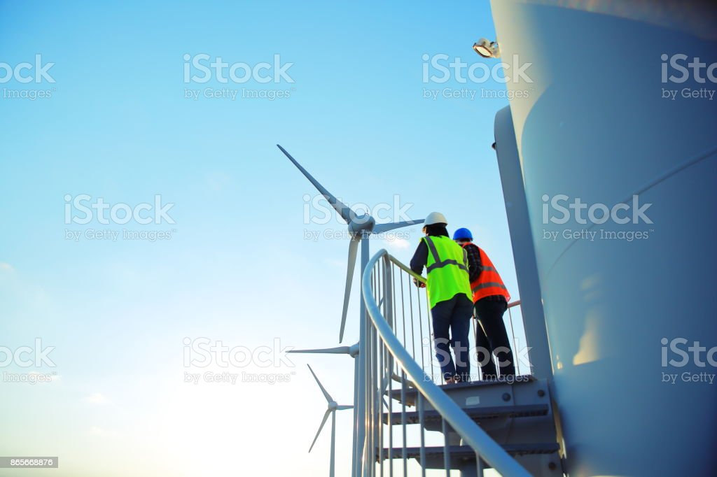 Ingenieure Wind Turbine – Foto