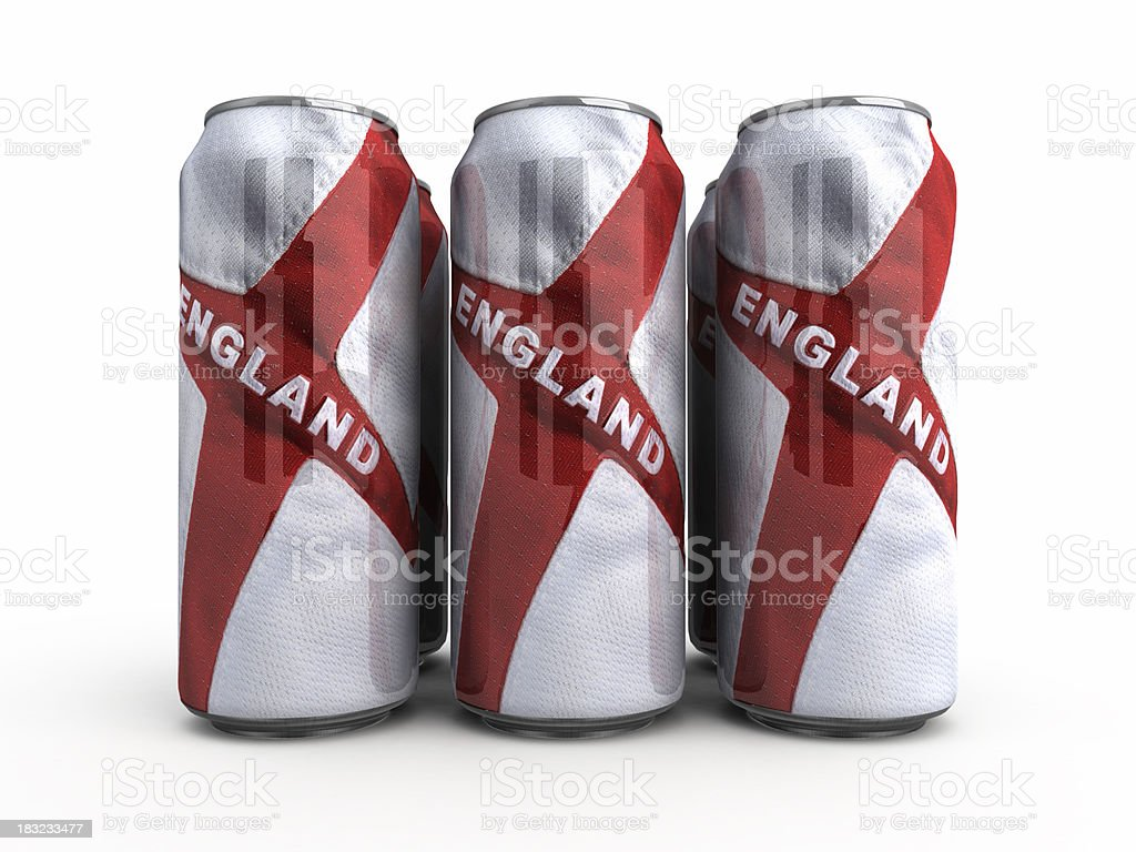 England Beer royalty-free stock photo