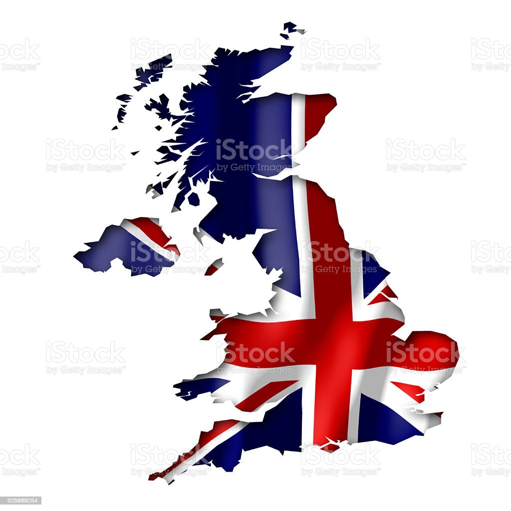 England - Great Britain stock photo