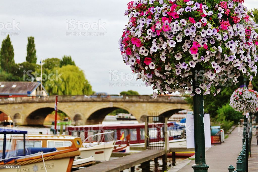 England: Henley-on-Thames stock photo