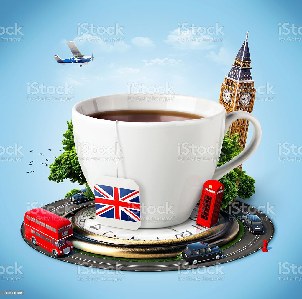 England stock photo