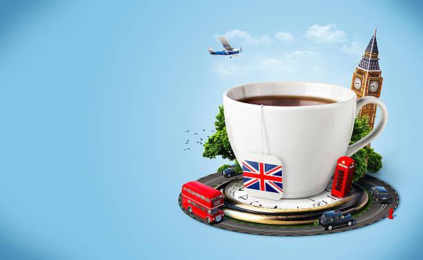 england - tour bus stock-fotos und bilder
