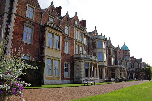 England: Sandringham House stock photo