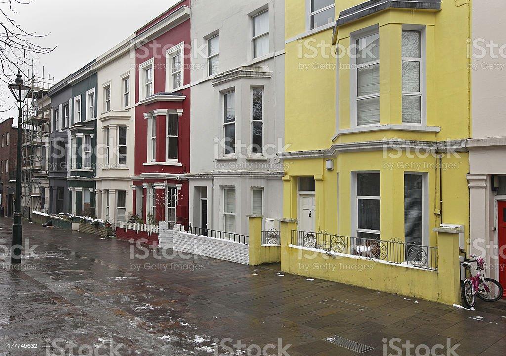 England street royalty-free stock photo