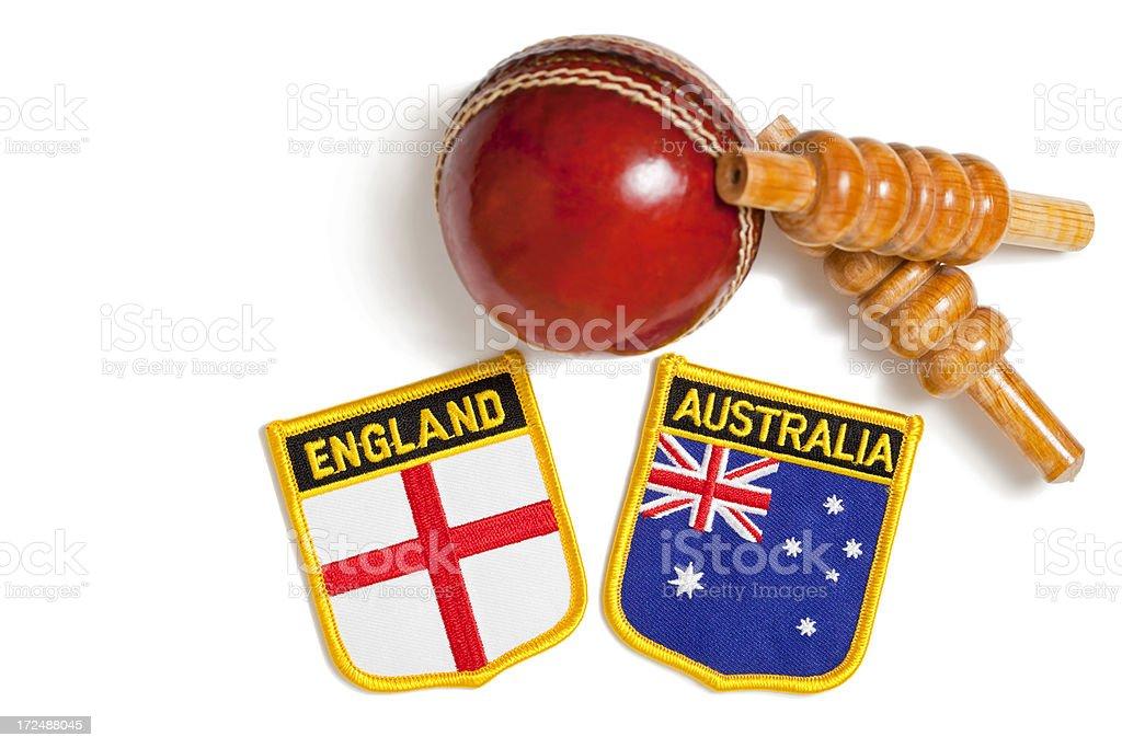 England v Australia The Ashes stock photo