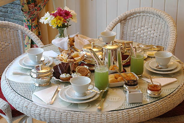 English Afternoon Tea. Typical English Afternoon Tea. sergionicr stock pictures, royalty-free photos & images