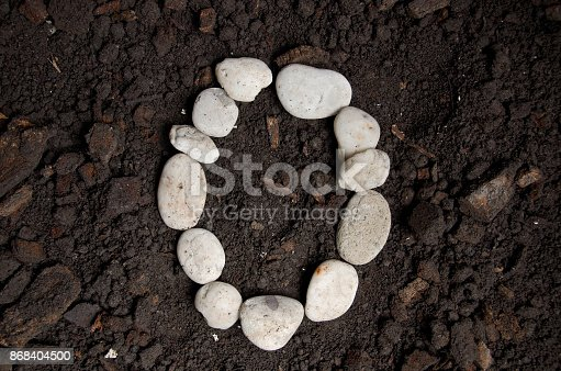 868408882istockphoto English alphabet (O - alphabet) 868404500