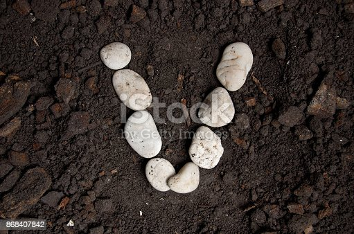 868408882istockphoto English alphabet (V - alphabet) 868407842