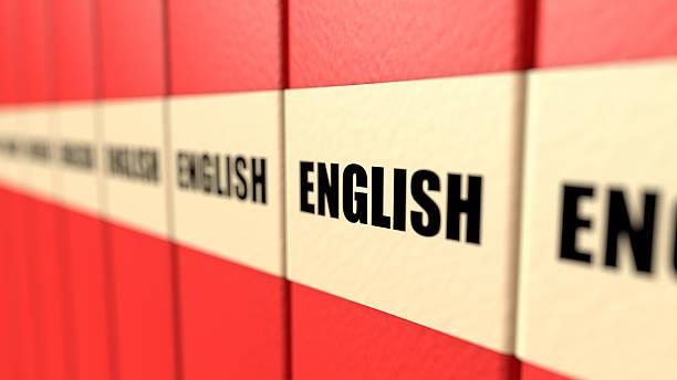 Englische Bücher – Foto