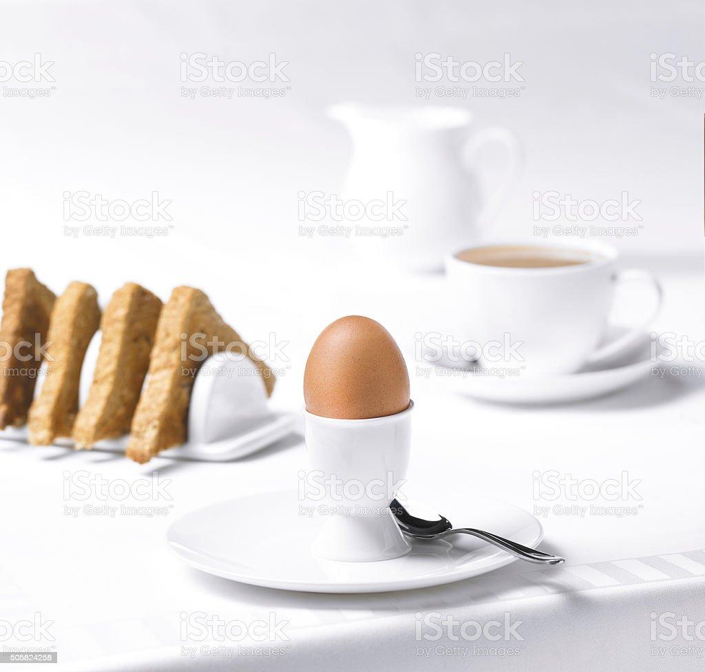 English breakfast II stock photo
