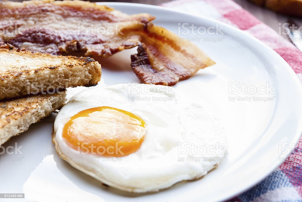 Desayuno inglés - Foto de stock de Aceite para cocinar libre de derechos