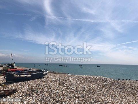 istock English coastline in the summer 1019241414
