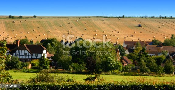 istock English Country Village 146734611