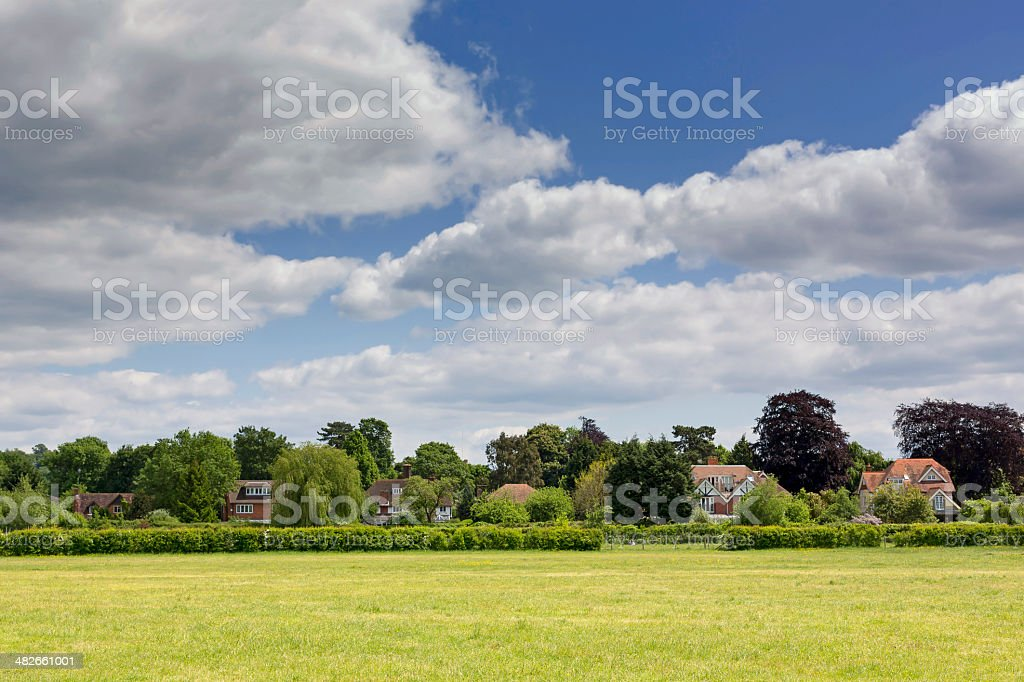 English countryside stock photo