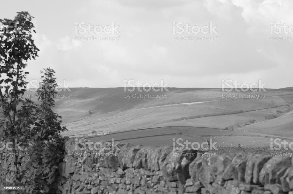 English Country-Side stock photo