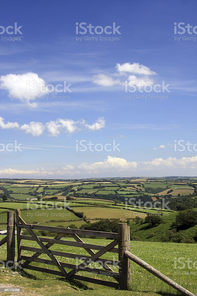 English countryside royalty-free stock photo
