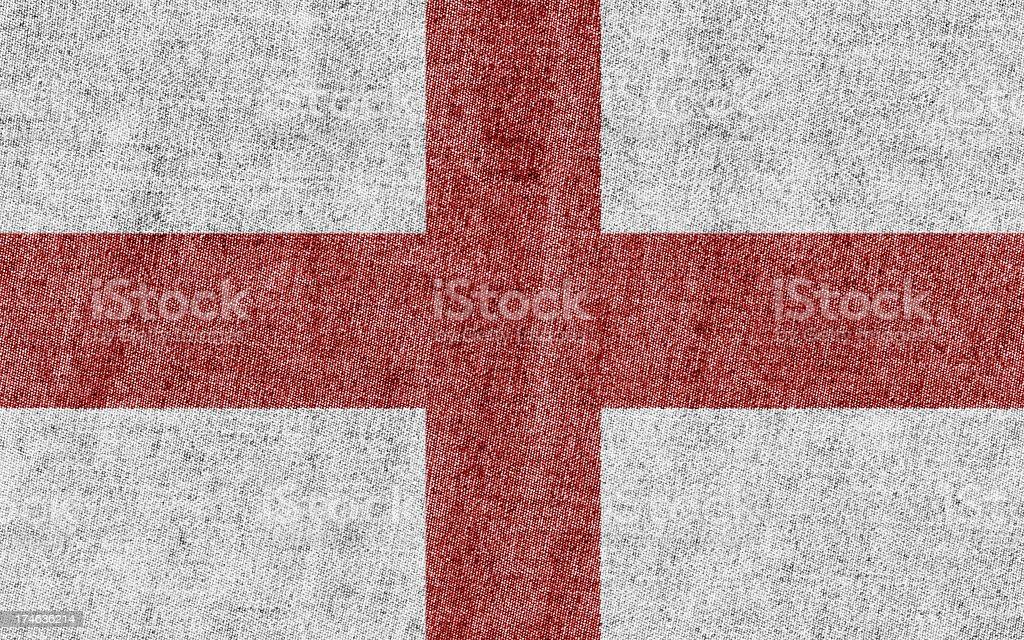 English flag royalty-free stock photo