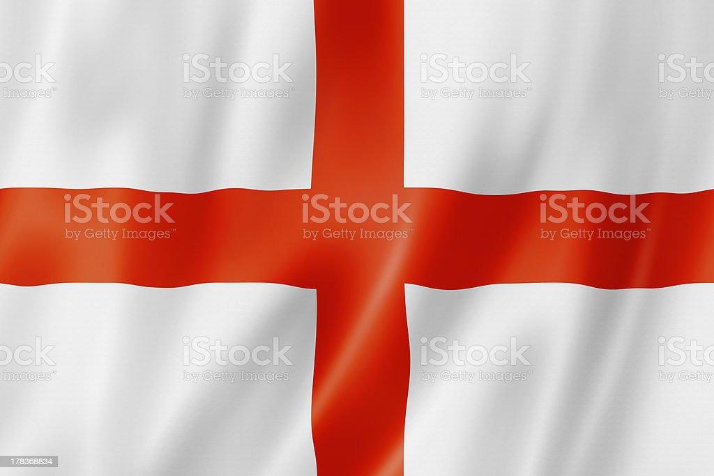 English flag stock photo