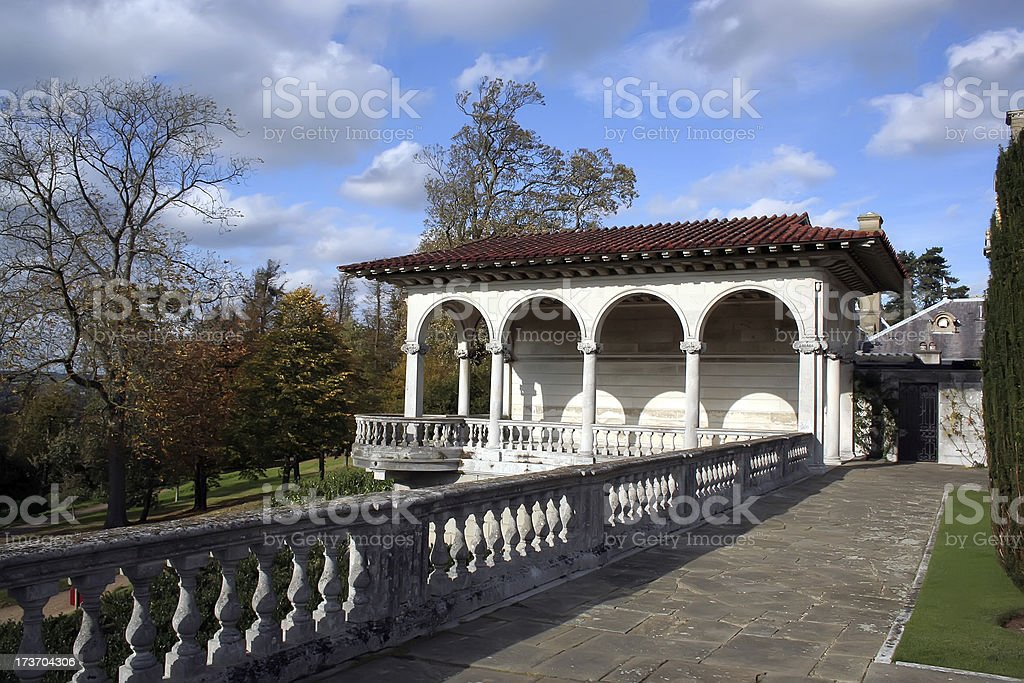 English Heritage Building royalty-free stock photo