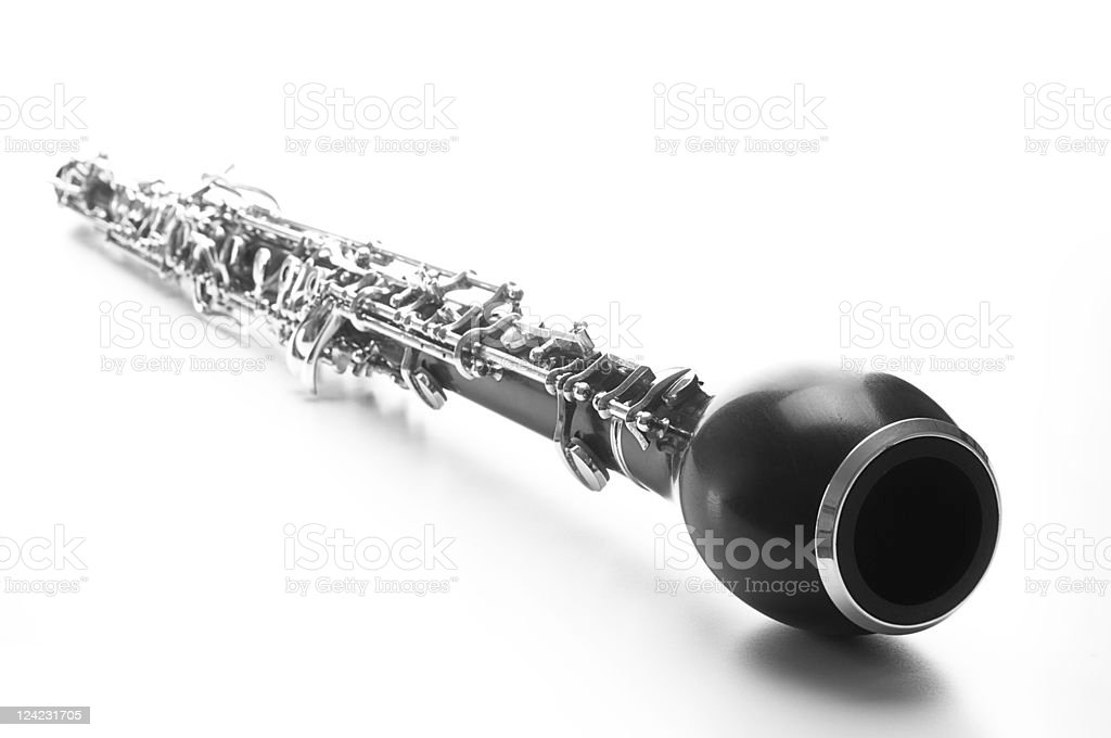 English Horn stock photo